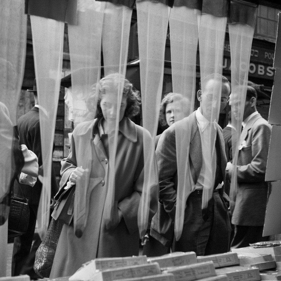 Dmitri Baltermants Reminiscences Annees (1950)